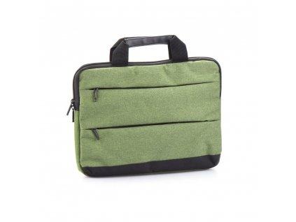"""Taška na notebook EXCLUSIVE 13,3 """" - zelená"""