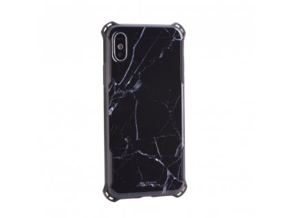 Pouzdro WK-Design Earl Case Mramor Apple Iphone X černé