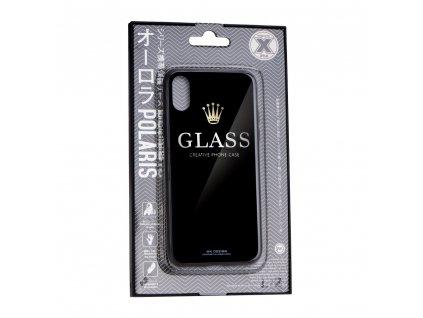 Pouzdro WK-Design Polaris Apple Iphone X černé