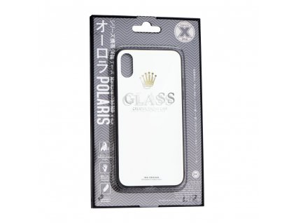 Pouzdro WK-Design Polaris Apple Iphone X bílé