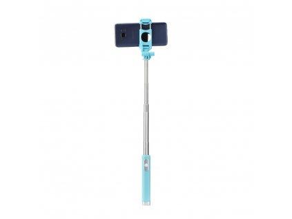 Selfie tyč/ držák WK-Design - modrý