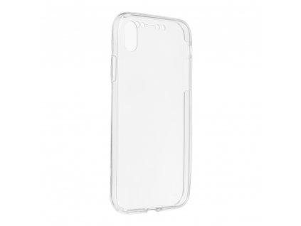 """Pouzdro 360"""" Ultra Slim Přední+zadní Apple Iphone XR ( 6,1"""") transparent"""