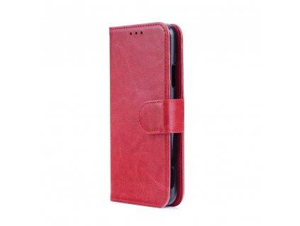 "Pouzdro typu kniha Magnet Twin 2v1 - Apple Iphone XS (5,8"") červené"