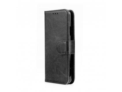 "Pouzdro typu kniha Magnet Twin 2v1 - Apple Iphone XS (5,8"") černé"