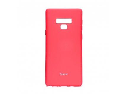 Pouzdro Roar All Colorful Samsung Galaxy NOTE 9 Růžové
