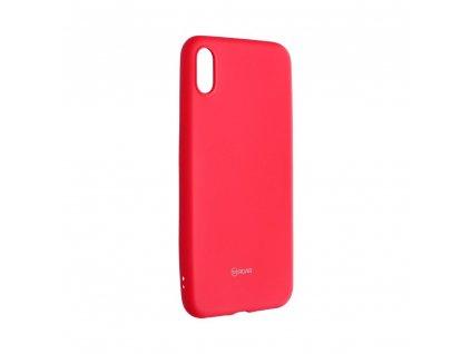 Pouzdro Roar All Colorful Apple Iphone XS Max Růžové