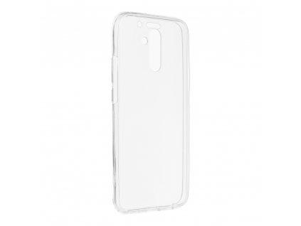 """Pouzdro 360"""" Ultra Slim Přední+zadní Huawei Mate 20 LITE transparent"""