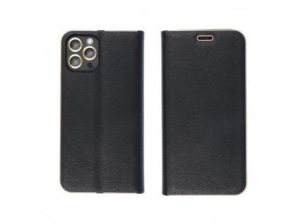 "Pouzdro Forcell Luna Book Apple Iphone XR (6,1"") černé"