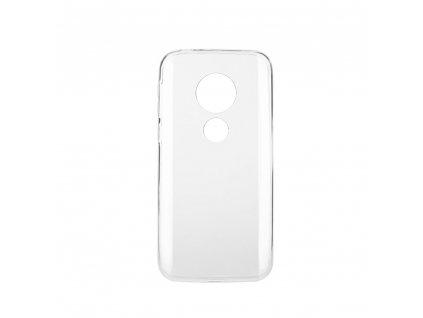 Pouzdro Back Case Ultra Slim 0,3mm Lenovo MOTO E5 Play transparentní