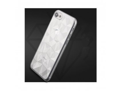 Pouzdro Forcell PRISM Samsung Galaxy A7 2018 transparent