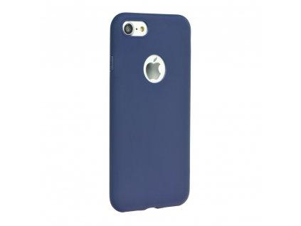 Pouzdro Forcell SOFT MAGNET Apple Iphone 5 / 5S / SE tmavě modré