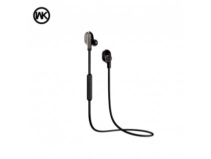 WK-Design headset sluchátka bluetooth - černé