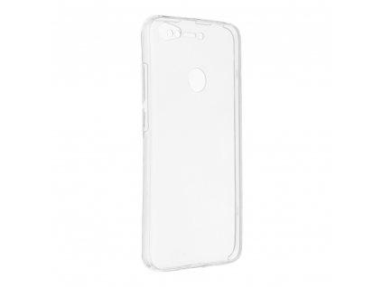 """Pouzdro 360"""" Ultra Slim Přední+zadní XIAOMI Redmi Note 5A Prime transparent"""