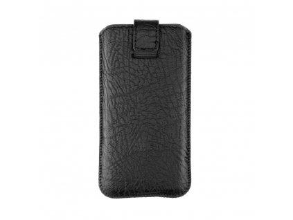 Pouzdro Forcell - SLIM KORA 2 - Samsung A6+ 2018 / Huawei Mate 20 Lite černé