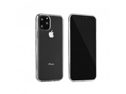 Pouzdro Back Case Ultra Slim 0,3mm - Huawei Mate 20 PRO transparentní