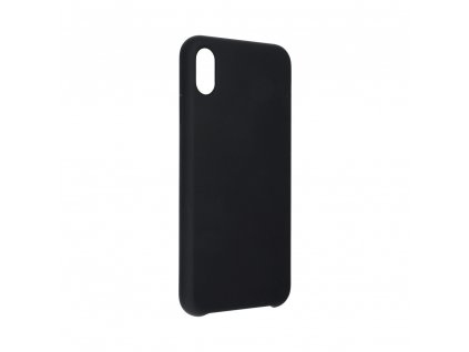 """Pouzdro Forcell Soft-Touch SILICONE Apple Iphone XR ( 6,1"""" ) černé"""