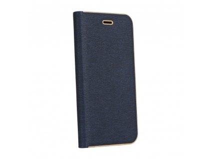 Pouzdro Forcell Luna Book Samsung J6+ (J6 Plus) navy blue