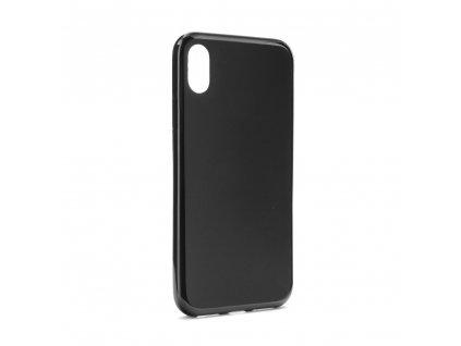 "Pouzdro Back Case 0,3mm MATT Apple Iphone XS ( 5,8"" ) černé"