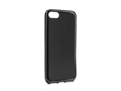 Pouzdro Back Case 0,3mm MATT Apple Iphone 7 černé