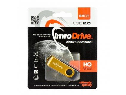 USB Flash disk Pendrive Imro CreditCard 64GB (Blister)