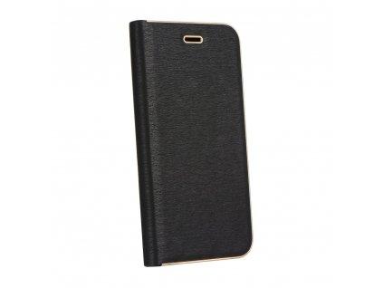 Pouzdro Forcell Luna Book Huawei Mate 20 Pro černé