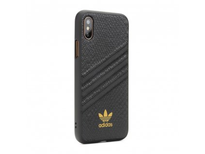 Pouzdro ADIDAS Originals Moulded Case SNAKE Iphone X / XS černé