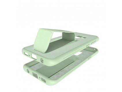 Pouzdro ADIDAS SP Grip Case Samsung S9 zelené