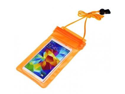 vodotesne pouzdro na mobil 5 5 oranzove w800 cfff