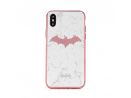 "Licencované pouzdro Apple Iphone XS Max ( 6,5"" ) Batman White Luxury vzor 008"