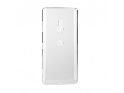 Forcell pouzdro Back Ultra Slim 0,5mm Sony Xperia XZ3
