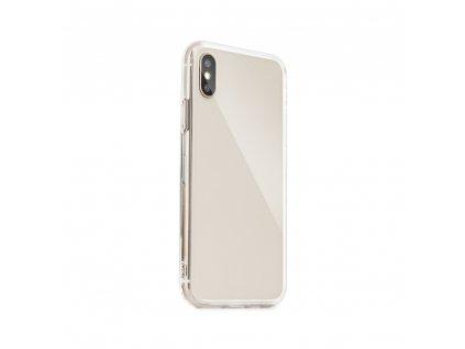 Pouzdro Forcell Glass Apple Iphone 6 / 6S transparentní