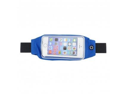 Univerzální běžecký pás /pouzdro - modrý