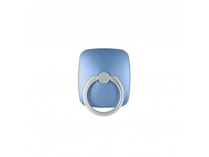 Stojan na mobil držák na prst Mercury WOW Ring modrý