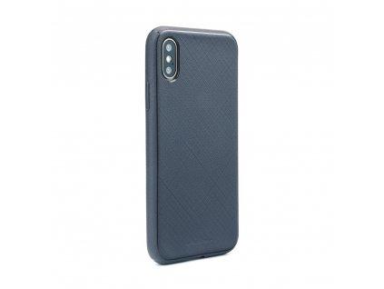 Pouzdro Mercury Style Lux Apple Iphone 5 / 5S / SE navy blue
