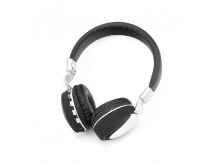 Stereo Bluetooth sluchátka s mikrofonem MS-K9 černé