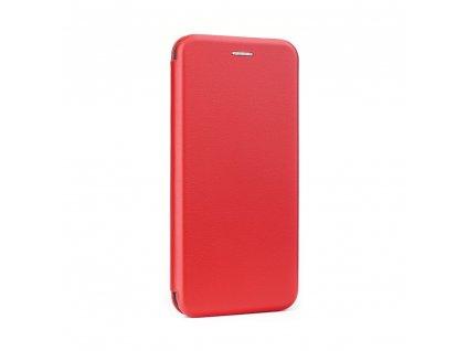 Pouzdro Forcell Book Elegance Samsung J6+ (J6 Plus) červené