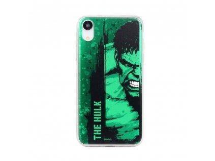 Licencované pouzdro Apple Iphone 5 / 5S / SE Hulk zelené vzor 001