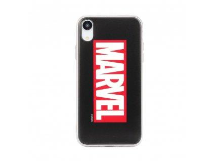 Licencované pouzdro Apple Iphone 5 / 5S / SE Marvel černé vzor 001