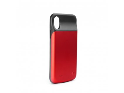 Power Bank 3000mAh s krytem Apple Iphone X / Xs červená