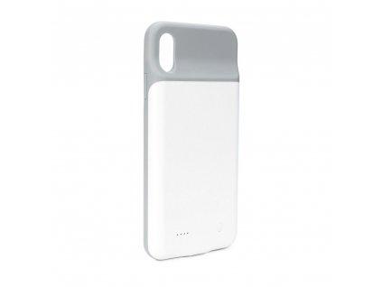 Power Bank 3000mAh s krytem Apple Iphone X / Xs bílá