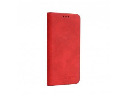 Pouzdro Forcell SILK Samsung Galaxy A6 Plus 2018 červené