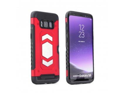 Pouzdro Forcell MAGNET Samsung Galaxy S10 červené