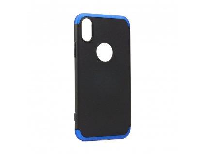 Originální obal GKK 360 Full Protection Apple Iphone X modro černý