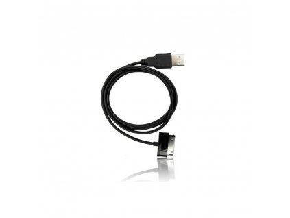 Datový kabel pro Samsung Galaxy Tab/Tab 2 (P1000,P5100,P3100) s funkcí nabíjení
