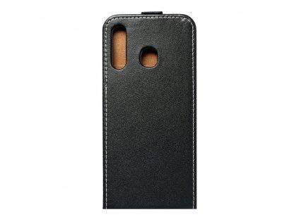 Forcell pouzdro Slim Flip Flexi FRESH Samsung A30 černé