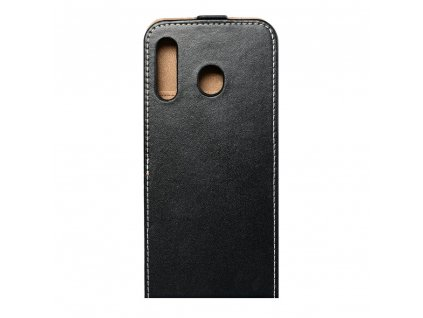 Forcell pouzdro Slim Flip Flexi FRESH Samsung M30 černé