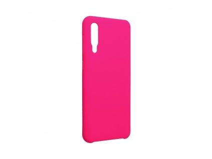 Pouzdro Forcell Soft-Touch SILICONE Samsung Galaxy A50 růžové