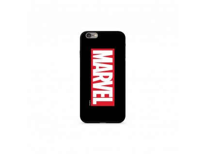 """Licencované pouzdro Apple Iphone XS ( 5,8"""" ) Marvel Premium GLASS černé vzor 005"""