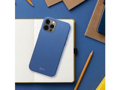 Pouzdro Roar Colorful Jelly Case Huawei P Smart PLUS 2019 navy blue
