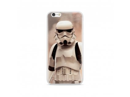 Licencované pouzdro Apple Iphone 5 / 5S / SE Star Wars Stormtrooper multicolor vzor 003